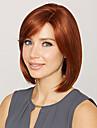 Perruques sans bonnet Perruques pour femmes Auburn Perruques de Costume Perruques de Cosplay