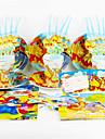 Winnie the Pooh 92pcs petrecere ziua de nastere decoratiuni copii evnent partid consumabile partid decorare 12 persoane folosesc