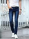 Bărbați Blugi Pantaloni Solid