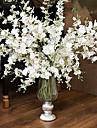 1 Une succursale Polyester Plastique Autres Fleur de Table Fleurs artificielles 95(37.40\'\')