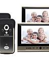 Kivos kdb700 sonnerie visuelle sans fil prise menagere dans le verrouillage de surveillance de camera electrique