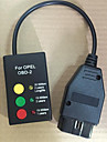 pentru lampa de întreținere opel reveni instrument de reparare a airbag-zero pentru opel si resetare prin intermediul OBD2