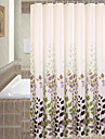 Modern Polyester 120*180cm ( L x W )  -  Hög kvalitet Duschdraperi