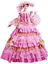 Une Piece/Robes Gothique / Doux / Lolita Classique/Traditionnelle / Punk Steampunk® Cosplay Vetements de Lolita Incanardin FleurManches
