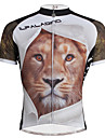 PALADIN® Maillot de Cyclisme Homme Manches courtes VeloRespirable / Sechage rapide / Resistant aux ultraviolets / Compression / Materiaux