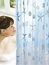 Moderne PEVA 1.8*2M  -  Haute qualite Rideaux de douche