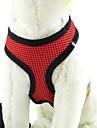 Hundar Selar Justerbara/Infällbar / Andningsfunktion Solid Röd / Grön / Blå Nylon / Mesh