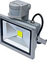 Jiawen lampe lumiere crue conduit a induction 20w capteur de mouvement 1800lm pir etanche (AC85-265V)
