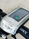Cykellyktor cykel glödljus säkerhetslampor LED LED Cykelsport Laddningsbar Kompakt storlek anti slip 401-999 Lumen Sol USB