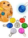 LED Vattentätt Säkerhetslampa för Husdjur (Blandade färger)