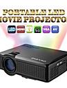 Owlenz® SD50 Plus Owlenz LCD Hemmabioprojektor WVGA (800x480) 1500 Lumens LED 4:3/16:9