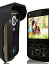 130 120 CMOS systeme sonnette Sans fil Sonnette video Multifamilial