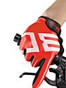 Gants Gants sport Femme / Homme Gants de Cyclisme Automne / Hiver Gants de VeloGarder au chaud / Antiderapage / Etanche / Respirable /