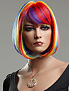 colore arc-bobo cheveux synthetiques perruque