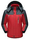 Vandring Softshell-Ljuduttagor Unisex Vattentät Andningsfunktion Håller värmen Vindtät Bärbar Höst Vinter Nylon Röd Svart BlåM L XL XXL