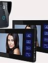 806MJ12 Wired Video Door Bell 7 Inch High Waterproof Intercom