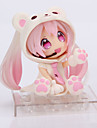 Cosplay Snow Miku PVC 14cm Figures Anime Action Jouets modele Doll Toy