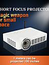 DLP-100 DLP WXGA (1280 x 800) Proiector,LED 3000 HD Wireless #D DLP Proiector