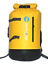 30L L Vätskepaket och väska Camping / Klättring / Simmning / Strand / Resa / Snow Sports Utomhus Vattentät / Flyter / Bärbar / KompaktGul