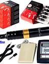 Electrique Kit de machine de maquillage Alliage d\'Aluminium Crayons a Sourcils Levres Eyeliners 7–12V DC Tension