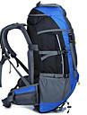 70 L Backpacker-ryggsäckar / Cykling Ryggsäck / ryggsäck Camping / Klättring / Leisure Sports / Cykling Utomhus / Leisure SportsVattentät