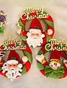 julkran jul dekoration för 20cm hem part diameter navidad nya året leveranser