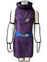 Inspirerad av Naruto Cosplay Animé Cosplay Kostymer/Dräkter cosplay Suits Enfärgat Topp / Kjol / Shorts / Ärmar / Bälte