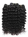 3 Pieces Ondulation profonde Tissages de cheveux humains Cheveux Bresiliens 100g per bundle 8inch-28inch Extensions de cheveux humains