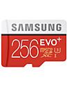 Samsung 256GB Micro SD-kort TF-kort minneskort UHS-I U3 class10 EVO Plus EVO+