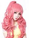 Perruques de lolita Doux Lolita Moyen / Boucle Incanardin Perruques de Lolita 55 CM Perruques de Cosplay Couleur Pleine Perruque Pour