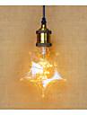 2W E26/E27 Ampoules Globe LED B 20 LED Dip 1120 lm Blanc Chaud Decorative V 1 piece