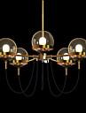 40W Hängande lampor ,  Traditionell/Klassisk Elektropläterad Särdrag for Ministil MetallLiving Room / Bedroom / Dining Room / Sovrum /