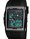 Bărbați Ceas Sport Ceas La Modă Ceas de Mână Ceas digital Piloane de Menținut Carnea LED Rezistent la Apă Zone Duale de Timp alarmă