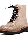 Homme-Exterieure-Argent / OrOthers-Bottes-Polyurethane
