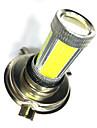 h4 ledde glödlampan 35W cob ledde strålkastare super ljusa lätthet h4 ledde h4 ledde dimma lampa