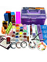 Kit ongle Manucure Accessoires Decoration ongle bricolage Kit de Vernis a ongles