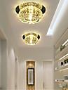 20w cristal / mini style moderne / contemporain affleurant salon / chambre / salle a manger / cuisine