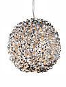 5W Hängande lampor ,  Modern Eloxerad Särdrag for designers Metall Living Room Studierum/Kontor