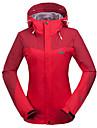 Vandring Skid-/snowboardjackor / Softshell-jackor DamVattentät / Andningsfunktion / Håller värmen / Snabb tork / Vindtät / Ultraviolet