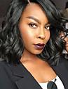 mode syntetiska peruker afrikansk amerikan lockiga svarta korta peruker syntetiskt hår