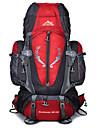 60 L Backpacker-ryggsäckar Cykling Ryggsäck ryggsäck Camping Klättring Leisure Sports Cykling Utomhus Leisure SportsVattentät Stötsäker