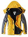 Randonnees Anorak pour Ski/snowboard / Veste Softshell HommeEtanche / Respirable / Garder au chaud / Sechage rapide / Pare-vent /