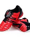 Chaussures de Foot Enfant Antiderapant Anti-Shake Antiusure Respirable Exterieur Basses Cuir PVC Football