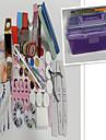 63pcs manikyr verktyg passar nybörjare artikeln 5ml gel opi nail box 100st naglar