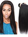 Tissages de cheveux humains Cheveux Bresiliens Droit 3 Pieces tissages de cheveux