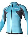 SPAKCT Maillot de Cyclisme Homme Manches longues Velo Maillot Garder au chaud Sechage rapide Pare-vent Respirable Confortable100 %