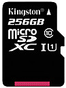 Kingston 256GB TF card Micro SD card card de memorie UHS-1 Class10