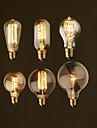 ampoule a filament vintage retro e27 artistique incandescence industrielle 40w