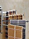 Accroche Serviette et supports Moderne Autres Acier inoxydable