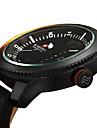 Bărbați pentru Doamne Ceas Sport Ceas Elegant Ceas La Modă Mecanism automat Calendar Mare Dial Piele Autentică Bandă Vintage Casual